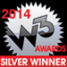 2014 W3 Awards - Silver Winner
